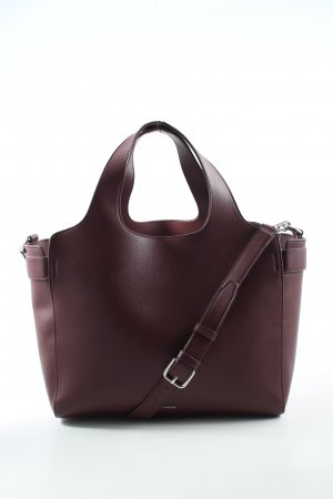 Parfois Henkeltasche lila Business-Look