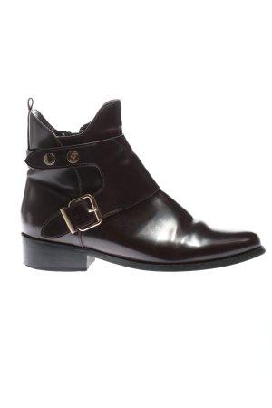Parfois Reißverschluss-Stiefeletten schwarz Casual-Look