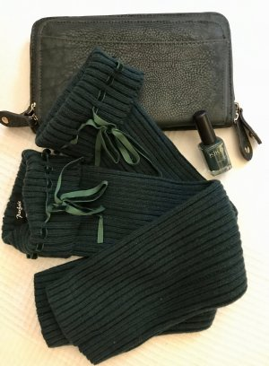 Parfois Set Boot Stulpen, Clutch, Kiko