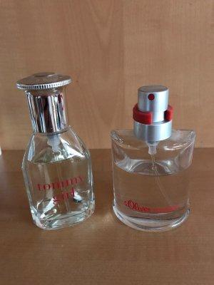 Parfums von s. Oliver und Tommy Hilfiger