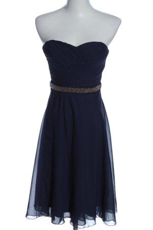 Paris Collection schulterfreies Kleid