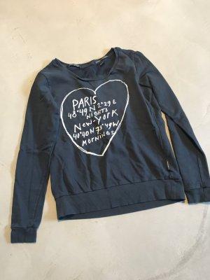 Paris NYC // Sweater // Maison Scotch