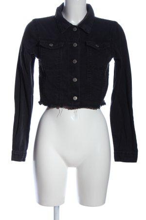 Parisian Short Jacket black casual look
