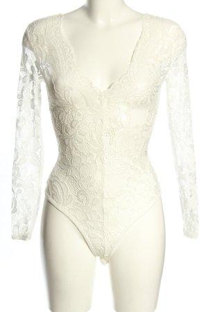 Parisian Shirtbody wit elegant
