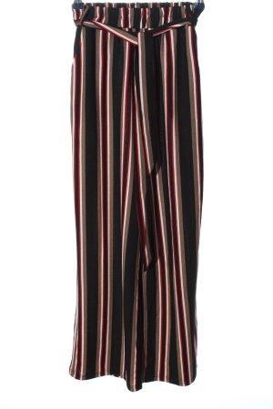 Parisian Jersey Pants striped pattern casual look