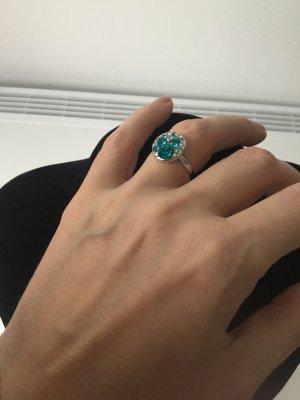 PARK AVENUE Damen Ring mit Swarovski Kristallen Gr.56 (Size 16)