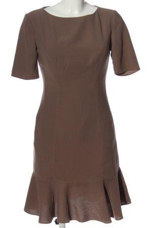 Park Bravo Mini Dress brown casual look