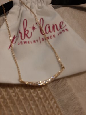 Park Lane Necklace silver-colored-gold-colored