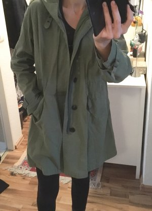 100% Fashion Parka khaki