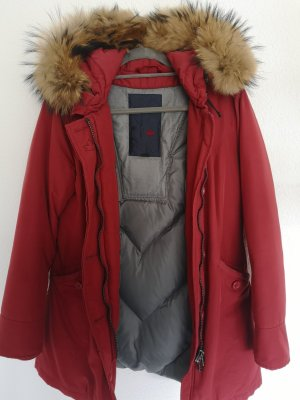 Canadian Classics Parka brick red