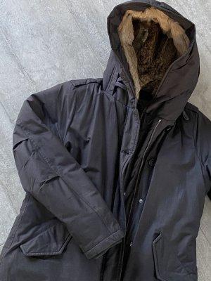 Canadian Parka noir
