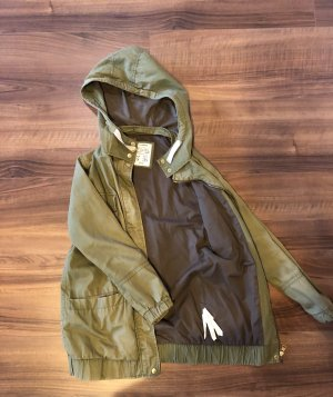 Pull & Bear Parka multicolore