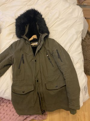 Sixth June Parka khaki Bont