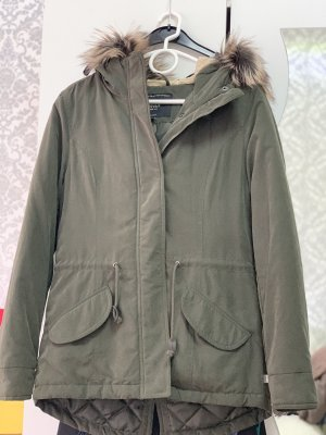 Only Parka caqui