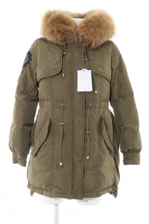 Parka khaki Casual-Look