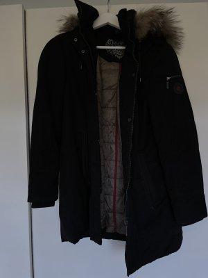 BARBARA LEBEK Cappotto invernale nero