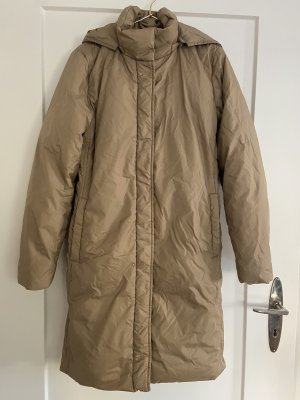 Benetton Down Coat camel