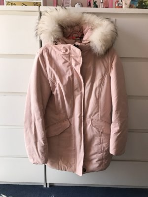 Pelliza rosa claro