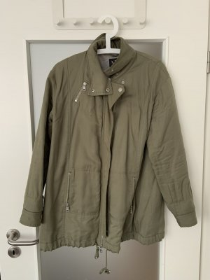 Armani Exchange Parka green grey