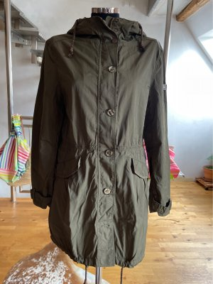 Frieda & Freddies New York Parka cachi