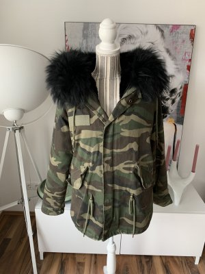 Parka von The Feather Project Gr. M