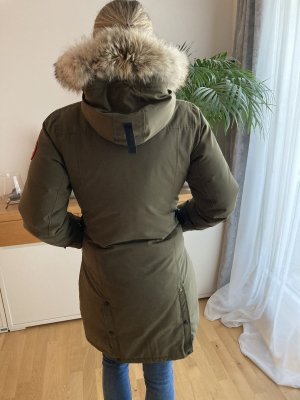 Canada Goose Winterjas oker-khaki