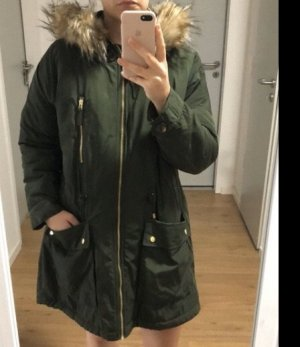 Urban Outfitters Parka caqui