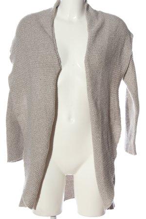 Part two Cardigan grigio chiaro stile casual