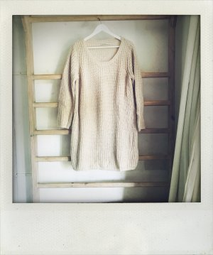 PART TWO Pulli Wolle beige XL