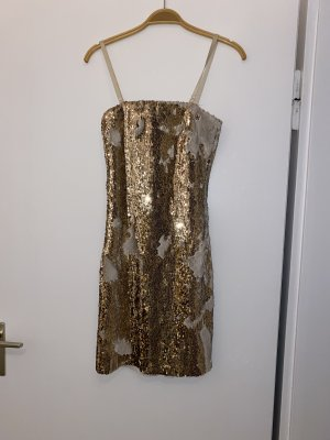 BSB Collection Sequin Dress multicolored