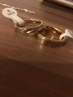 Partner Ring gold-colored-silver-colored
