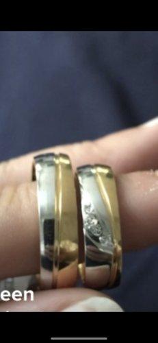 Fedina oro-argento