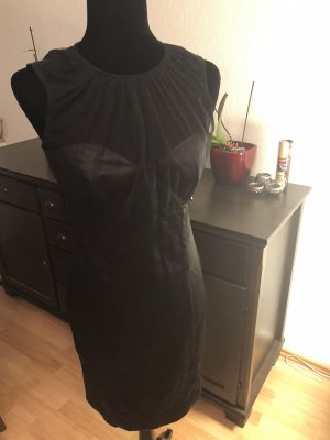 Party Cocktail - Kleid Schwarz MISS SIXTY Gr.S Neuw. NP 239