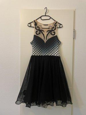 Miss Moi Babydoll-jurk veelkleurig