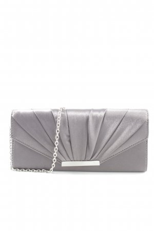 Party-Look: Picard Clutch in Silber/Grau