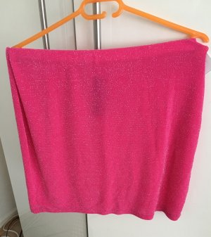 Tkmaxx Miniskirt pink mixture fibre