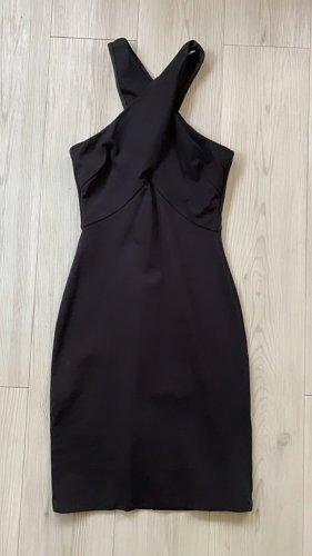H&M Vestido de cuello Halter multicolor