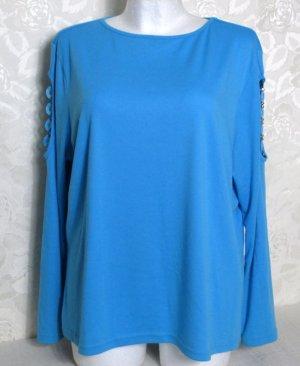 bpc Camicia lunga blu