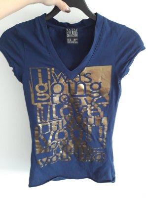 Party-Shirt von Zara Größe XS
