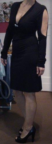 Nicowa Sukienka z wycięciem czarny