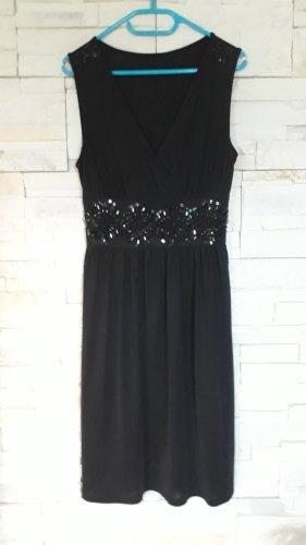 Vestido de lentejuelas negro