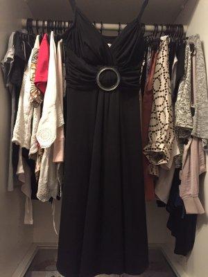 Yessica Robe de cocktail noir