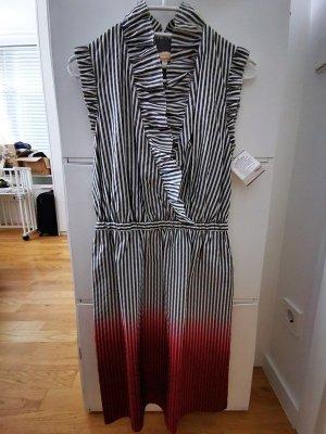 Partykleid Abendkleid Sommerkleid Wickelkleid von Aidan Mattox NEU