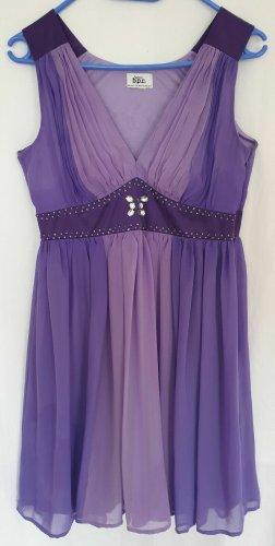 bpc bonprix collection Sukienka koktajlowa liliowy
