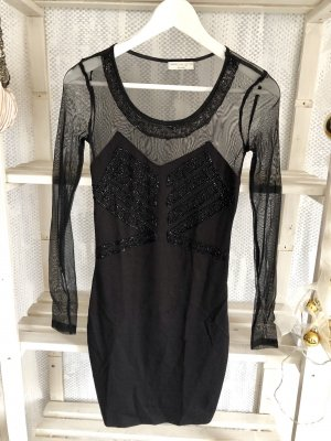 Bershka Mini Dress black
