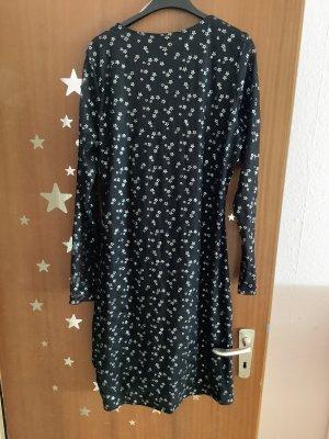 Janina Sequin Dress black-silver-colored