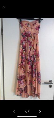 Bandeau Dress pink-pink