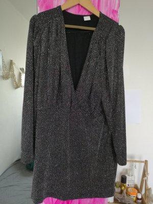 Partykleid Glitzer XL/46 von H&M 1 x getragen, neuwertig