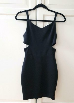 New Yorker Vestido cut out negro