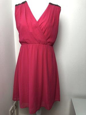 Partykleid pink Größe M